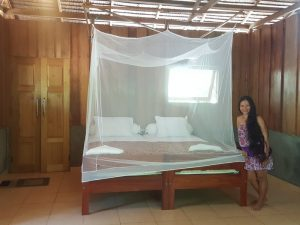Interior Bungalow 1 (main bedroom)