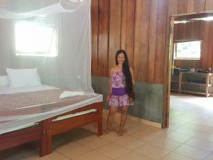 Interior Bungalow 1 (spacious main bedroom)