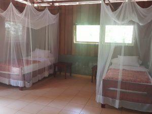 Interior Bungalow 1 (second bedroom)