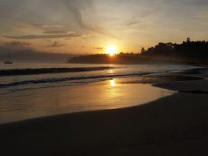 Sunrise at Magic Bay